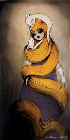 Paintings | MISS VAN