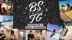 BS with TG : Eric Dressen: Tommy Guerrero's show BS With TG with special guest Eric Dressen.… #Skatevideos #dressen #eric