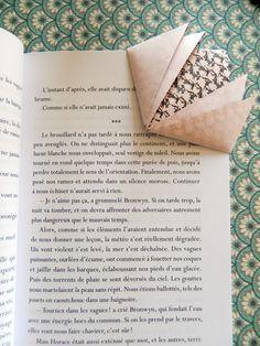 Marque page fleur de lotus origami : Marque-pages par joon