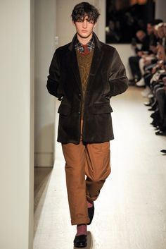 Dunhill, Look #5