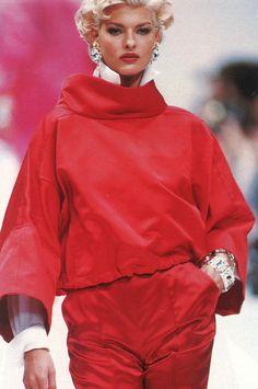 Ferre (1991) Model: Linda Evangelista