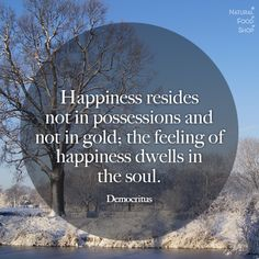 #quotes #happiness #soul #Democritus