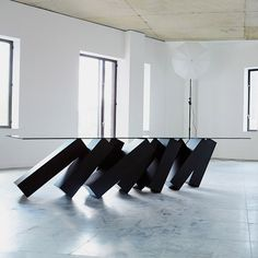 Falling Monoliths Table