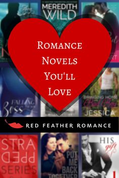 Free romance novels? Yes please. We handpick the week's best romance novels and send you recommendations on Thursdays. There's a free book in every email. Fall in love with a new book, courtesy of Red Feather Romance <3