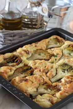 My Recipes, Italian Recipes, Dessert Recipes, Vegetarian Cooking, Vegetarian Recipes, Ricotta, Quiche, Buffet, Muffins