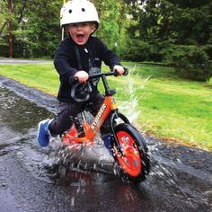 Strider Bikes : Strider Bikes Rolls Out A New Revamped Line of Balance Bikes