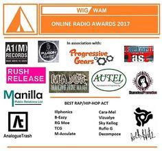 df926180003 Reposting  caramel dmv  Best Rap Hip-Hop Act Nomination   2017 Online