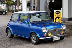 ROVER  MINI Mayfair  year 1980 by marvin 345, via Flickr