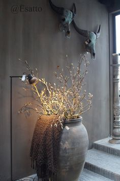 Blog over de geweldige interieurwinkel Esatto by Ravensbergen waar wonen in landelijke stijl in uiteenlopende interieurs wordt toegepast