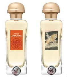 ∴ Hermès Rose Amazone (2014): From Hokusai Manga to Video-Game Mangas {Perfume Review & Musings} http://www.mimifroufrou.com/scentedsalamander/2014/12/hermes_rose_amazone_perfume_review.html