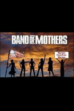 Proud Military Moms! We stand together.