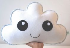 cloud cushion,cloud pillow, nursery decor, cute gift