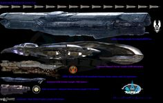 Want to get a good idea of the incredible scale of the UNSC Infinity? There are some cmparison maps out there, but I like the color and detail of this one,