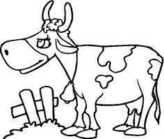 8 Best Mewarnai Tk Images On Pinterest Colouring In Cow And