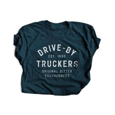 8a9be88a9 Drive-By Truckers x Bitter Southerner T-Shirt for Nuci's Space. ONLY at the  Bitter Southerner General Store through Dec.
