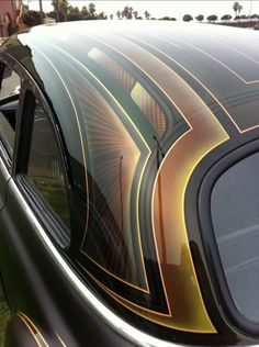 custom paint i like on pinterest lowrider pinstriping and custom paint jobs. Black Bedroom Furniture Sets. Home Design Ideas