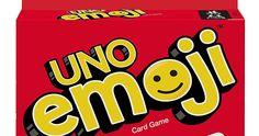 UNO Emoji Cards ONLY $5.97 (Retail $8.90)