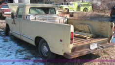 4600C.JPG - 1973 International Harvester truck, Model 1110, 54,801 miles, Inactive for approximately 10 years, S...