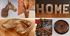 6 Easy DIY Ideas To Do With Old Pennies - DontPayFull