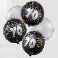 Balloon Bouquets Gift Delivery in Dublin & Ireland - Gifts Direct 60th Birthday Balloons, Happy 40th Birthday, Helium Filled Balloons, Clear Balloons, Congratulations Balloons, Engagement Balloons, Balloon Bouquet Delivery, Wine Hampers, Gift Delivery