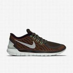reputable site 93263 d6661  127.66 orange nike free 5.0,Nike Womens Sequoia Voltage Green Hyper  Orange Reflect Silver Free 5.0 Flash Running Shoe