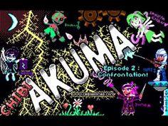 Chibi Akumas Episode 2 - Official Trailer! //  レトロ8ビット弾幕STG「ちび悪魔」第2弾幕開け 予告編
