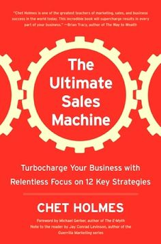 Pigheaded Discipline and Determination – 3 Insights from Chet Holmes' best-selling book, The Ultimate Sales Machine