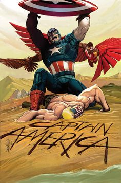 Captain America #14 (Dec. 2013)