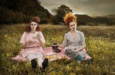 Tea, Andrea Kowch