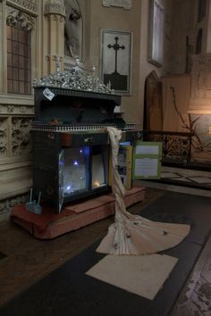 The Curious Cabinet exhibited in Bath Abbey as part of Think Different 2013 Sydney Gardens, World Heritage Sites, England, Bath, Group, Cabinet, Home Decor, Clothes Stand, Homemade Home Decor