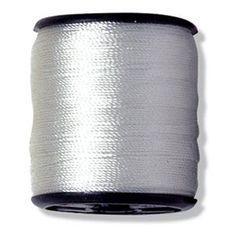 Trimits White Beading Thread