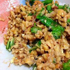味付け良くて美味しかったな〜(*´ω`*) - 9件のもぐもぐ - おくら納豆 by melime