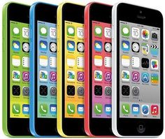 Apple iPhone 5C 16GB 32GB Unlocked Smartphone – Grade A  Condition 5 Colors