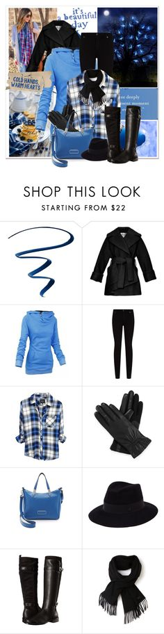 """""""Winter Laying: Hot Hoodies"""" by eula-eldridge-tolliver ❤ liked on Polyvore featuring Stila, Carven, Citizens of Humanity, Rails, Isotoner, Marc by Marc Jacobs, Maison Michel, Aerosoles, Lacoste and women's clothing"""