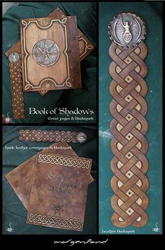 Book of Shadows covers only by morgenland.deviantart.com on @deviantART