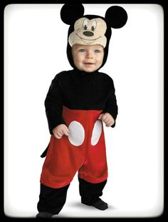 Connors Mickey Mouse Clubhouse halloween costume for next yr!!