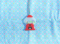 Gumball Machine Sprite Necklace by DelightfulEpiphany on Etsy, $3.00