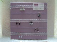 organise your jewellery