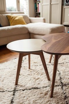 10 idees de table basse gigogne table