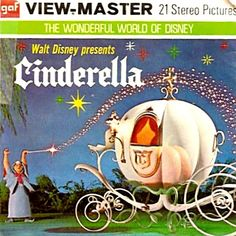 Walt Disney's Cinderella on View-Master
