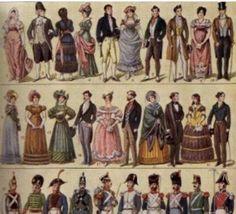 Resultado de imagen para imagenes de clases sociales de la epoca colonial