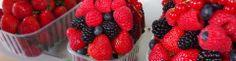 Berries in Aranjuez, Spain