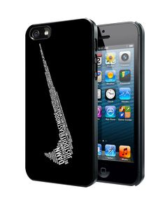 Nike Word iPhone 4 4S 5 5S 5C Case