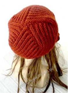 Items similar to Knit hat pattern for women Knitted hat pattern Digital Knitting hat PATTERN Cable Knit hat Cloche Hat Pattern retirement gift fashion on Etsy Hand Knitting, Knitting Patterns, Knitting Stitches, Knitted Headband, Knitted Hats, Popular Hats, Cable Knit Hat, Cloche Hat, Hats For Women