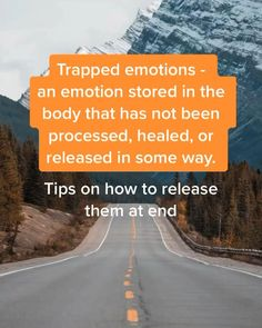 Trapped emotions needs to be felt and released in order to bring physical and emotional pain relief. Emotional Pain, Health Education, Healer, Pain Relief, Mystic, Physics, Felt, Country Roads, Feelings