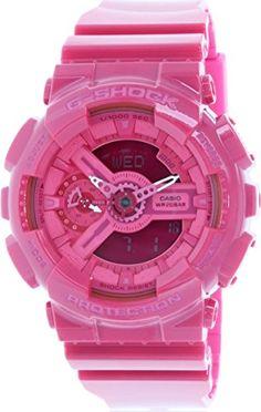 Casio - G-Shock - S Series - Pink - GMAS110CC-4A Casio http://www.amazon.com/dp/B00Q3K2202/ref=cm_sw_r_pi_dp_x.SOwb16PD713