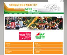 Projektina:  Kotisivujen ulkoasunsuunnittelu ja - toteutus.  http://www.worldcupimatra2014.com/