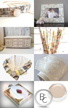 Pearly Whites by leslieanne on Etsy--Pinned+with+TreasuryPin.com