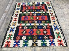 Vintage Bedspread, Afghan Rugs, Turkish Kilim Rugs, Small Rugs, Cool Rugs, Kilims, Family Business, Tapestries, Carpets