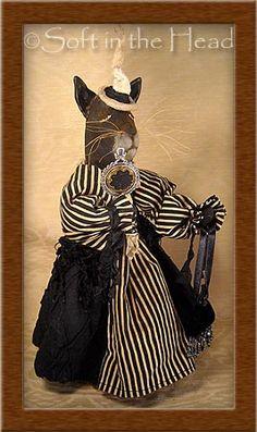 """""""Miss Vanity"""" Sooky Feline 2011"""